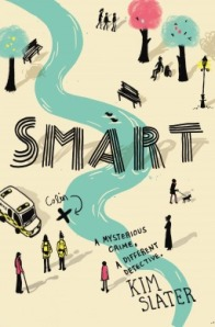 Helen Crawford-White's cover art for SMART