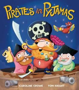 Pirates in Pyjamaas cover