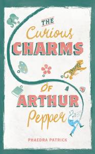The Curious Charms of Arthur Pepper final cover UK