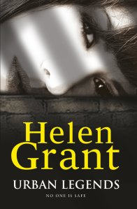 URBAN LEGENDS FRONT COVER