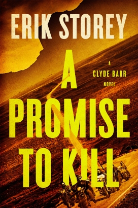 A PROMISE TO KILL - revised cover