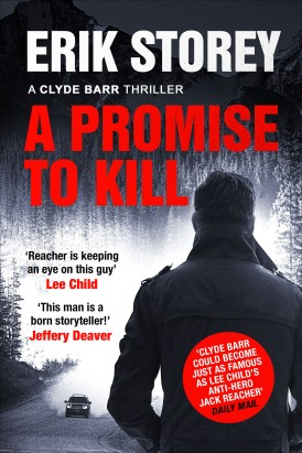 A PROMISE TO KILL - UK HB
